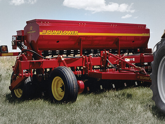 Sunflower 9312 Grain Drill