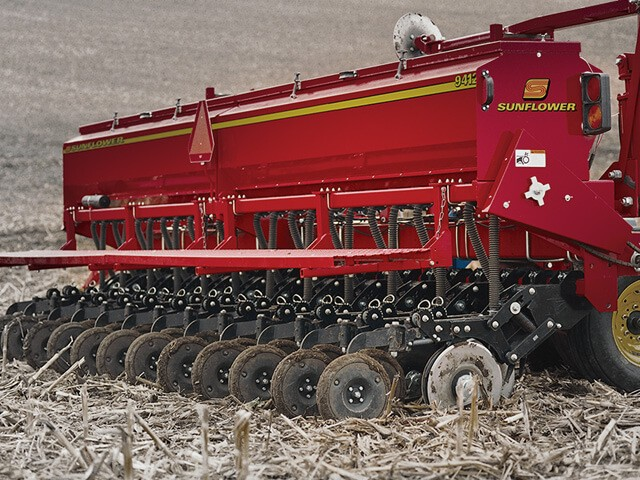 Sunflower 9412 Grain Drill