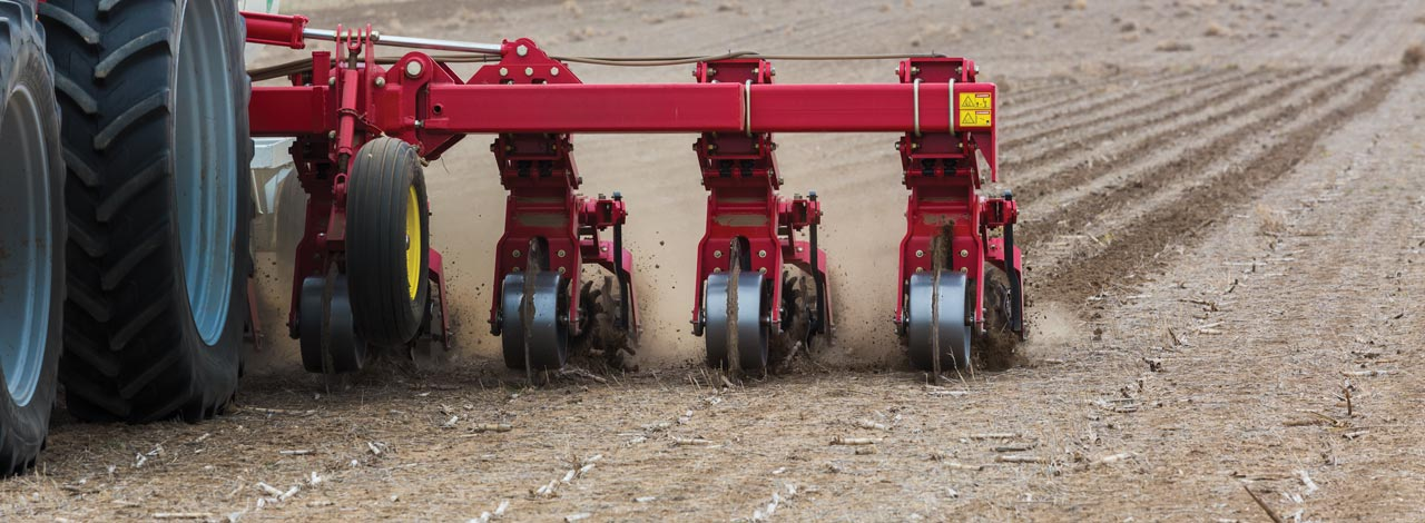 Sunflower Strip Till Tools
